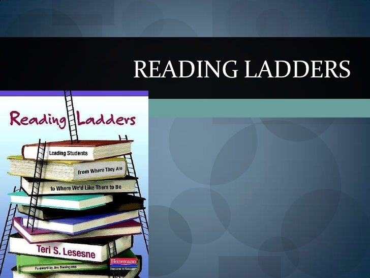 Reading ladders<br />
