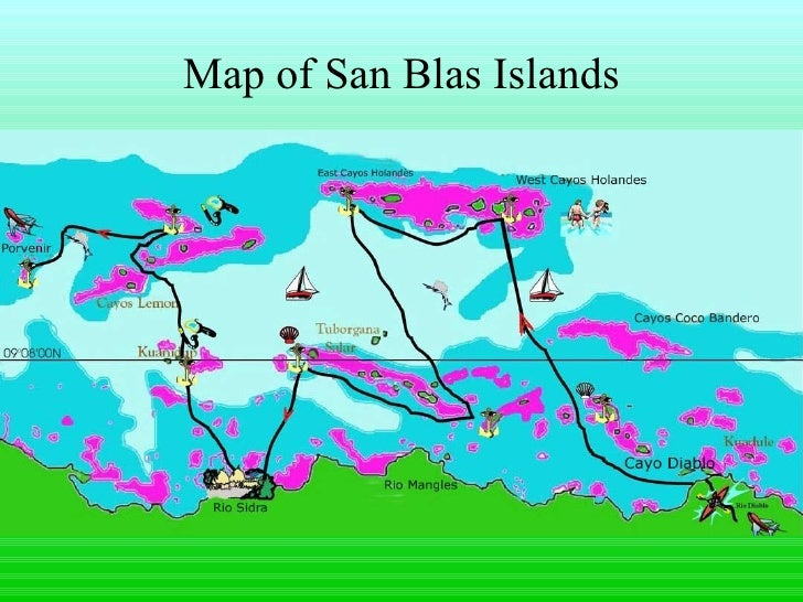 San Blas Islands Kuna People