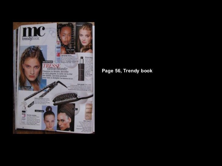 Page 56, Trendy book   «Tresse attachante»