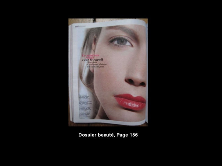 Dossier beauté, Page 186