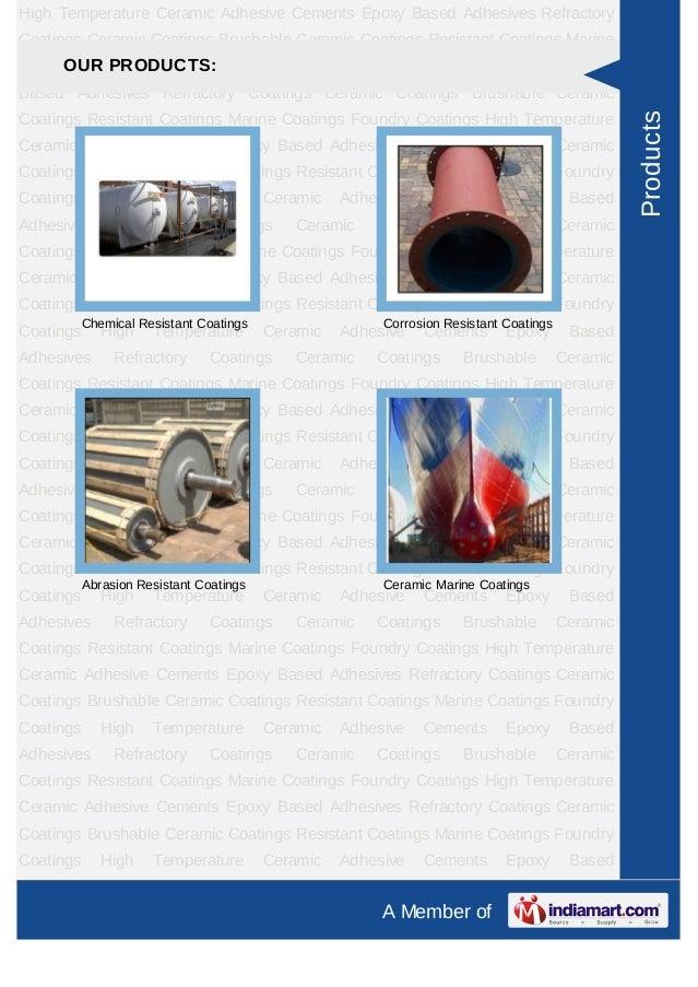 San Cera Coat Industries Pvt  Ltd , Thane, Epoxy Based Adhesives