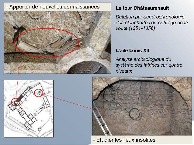 La reconstitution - restitution d'un scute de travain, « Dame Périnelle » à Savennières sur le Cher  par l'association « L...