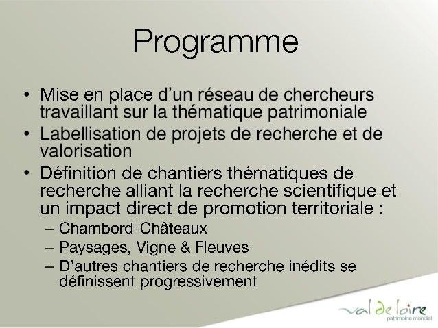 La participation dans le cadre du plan d'actions pour les paysages