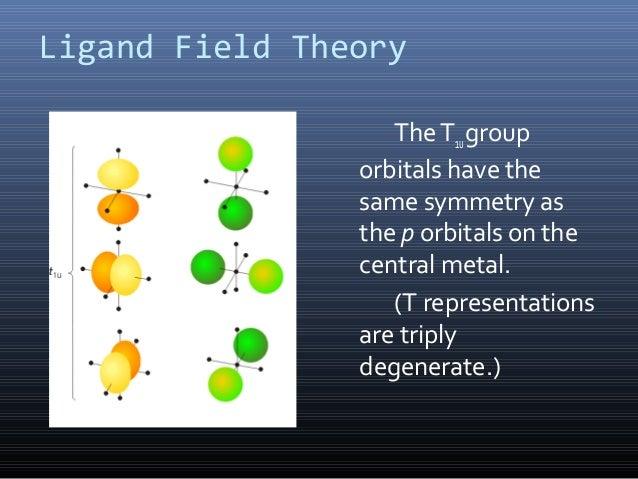 Coordination chemistry - MOT