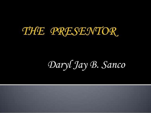 Daryl Jay B. Sanco