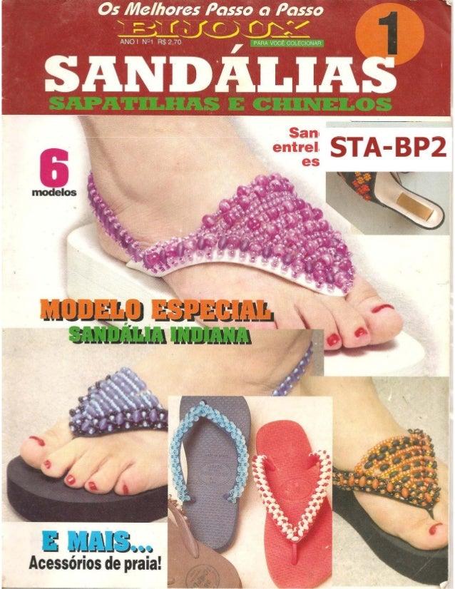 Sandalias no. 1