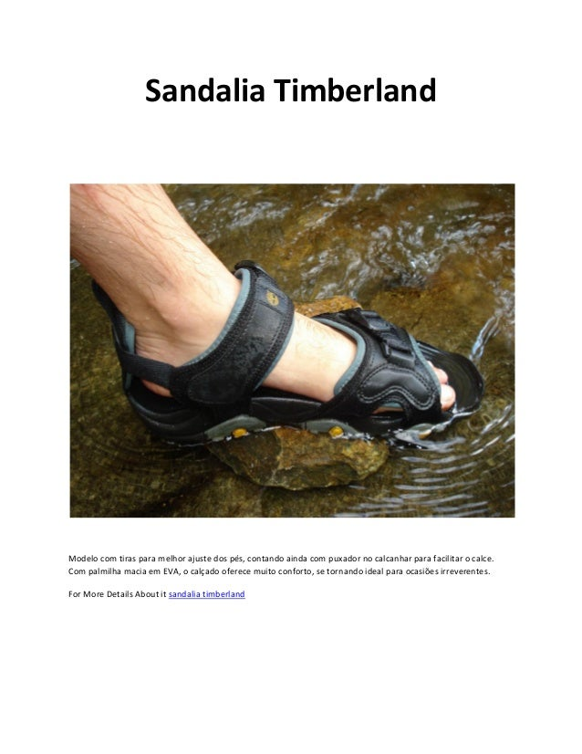 website for discount first look new specials Sandalia timberland