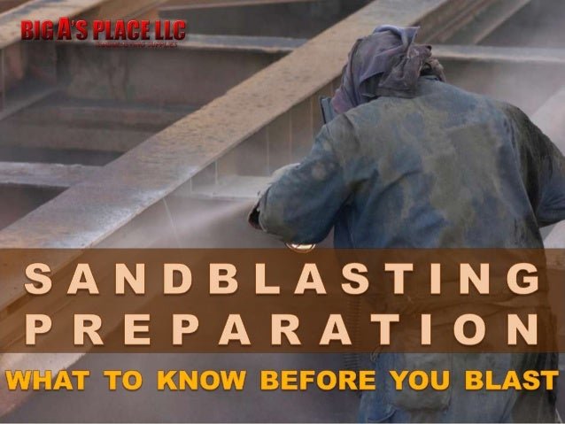 • For most sandblasting applications, standard dust masks and face shields will not provide sufficient protection. • Alway...