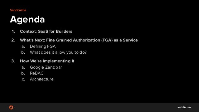 apidays LIVE Australia 2021 - How API's are securing sensitive customer data using fine grained authorisation as a service by  Samuel Frank, Auth0 Slide 2