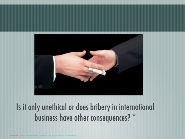 Difference Between Bribery and Extortion