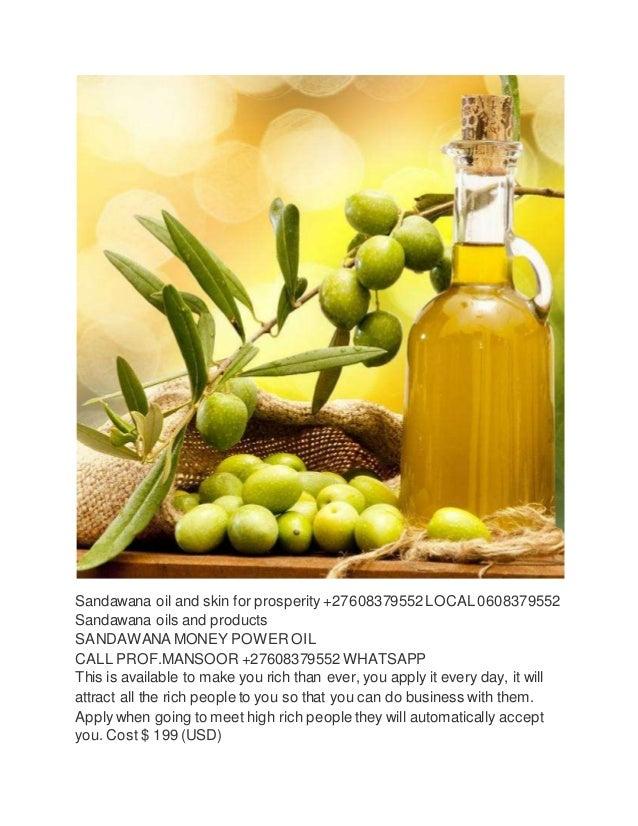 Sandawana oil and skin for prosperity +27608379552 LOCAL0608379552 Sandawana oils and products SANDAWANA MONEY POWER OIL C...