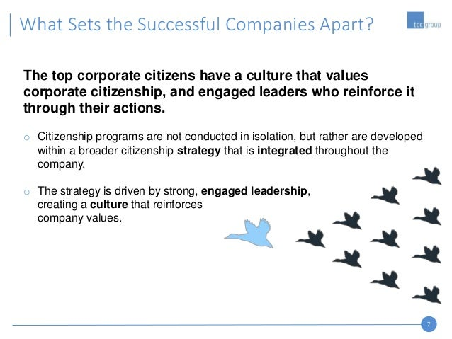 High Impact Corporate Programs: What Sets Leading ...