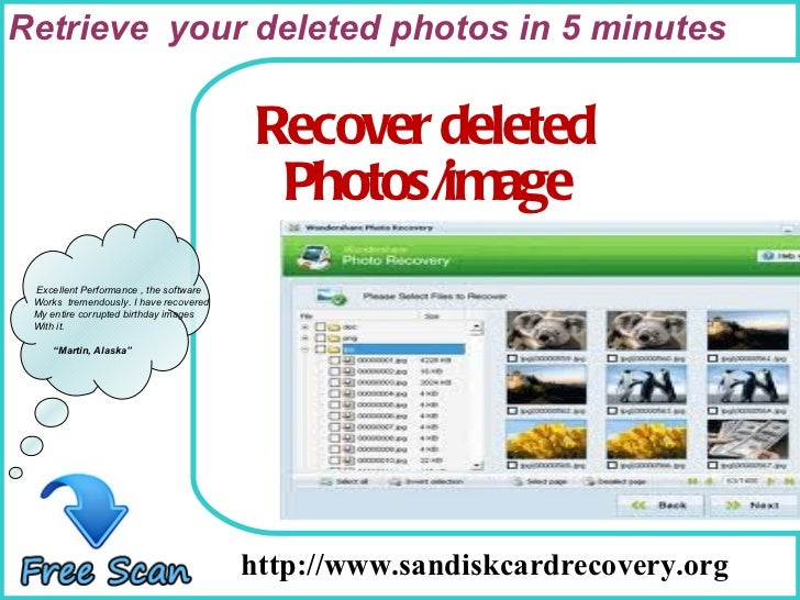 How To Remove http://www.sandiskcardrecovery.org Recover deleted Photos/image Retrieve  your deleted photos in 5 minutes E...