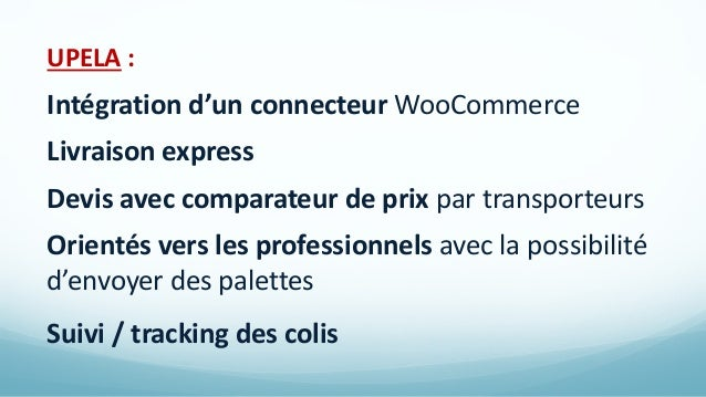 Livraisons par poids, taille, prix, emplacement... WooCommerce Table rate shipping : https://woocommerce.com/products/tabl...