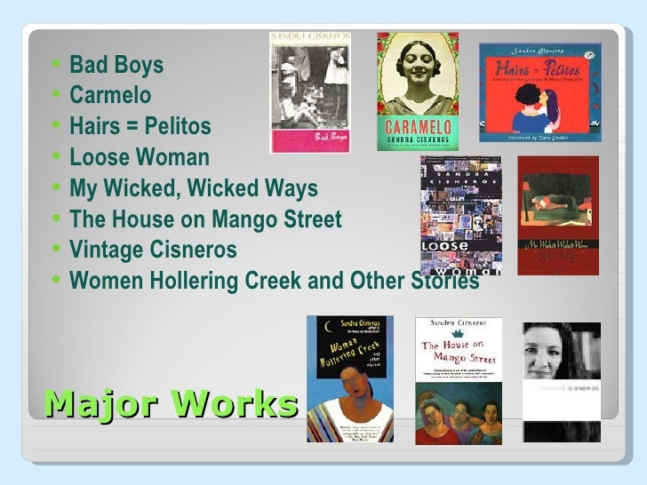 sandra cisneros essay Sandra cisneros research papers discuss a poet and writer who is well known for her book house on mango street, but began as writing poetry.