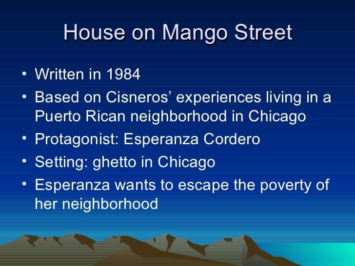 An analysis of esperanzas identity in the house on mango street by sandra cisneros