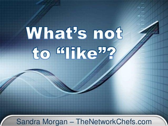 Sandra Morgan – TheNetworkChefs.com