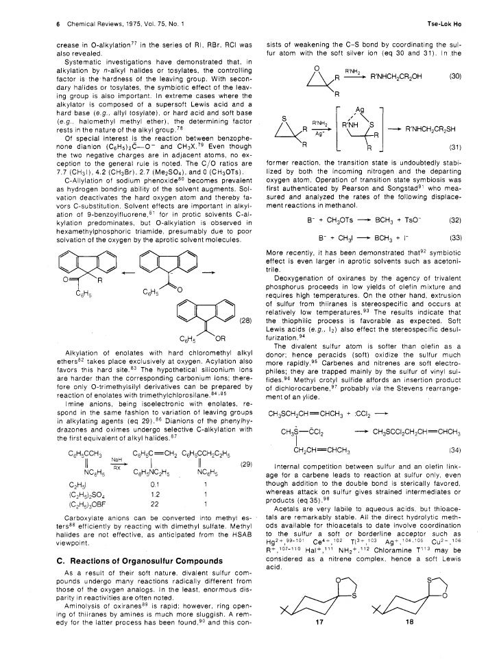 Sandrogreco The Hard Soft Acids Bases (Hsab) Principle And