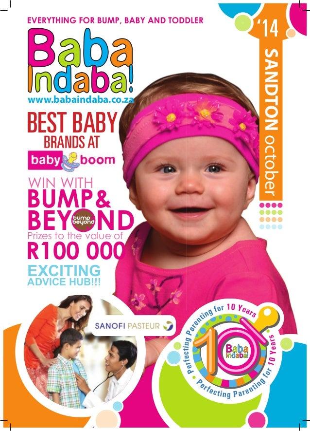 Baba Indab Sandton Oct 2014 Show Magazine South Africa