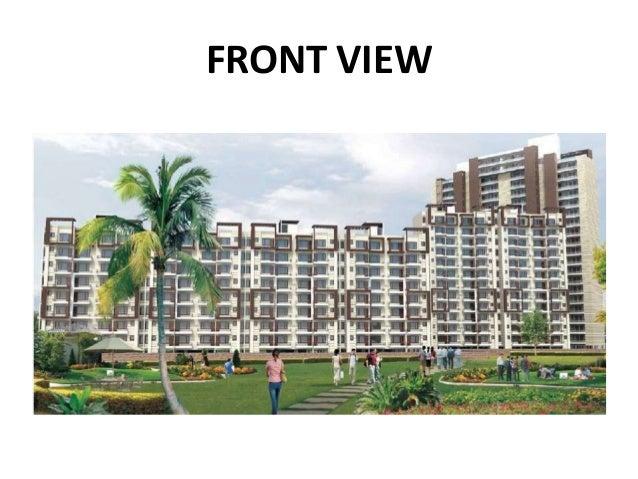 3bhk flats with servant room in sandwood opulencia mohali  Slide 2