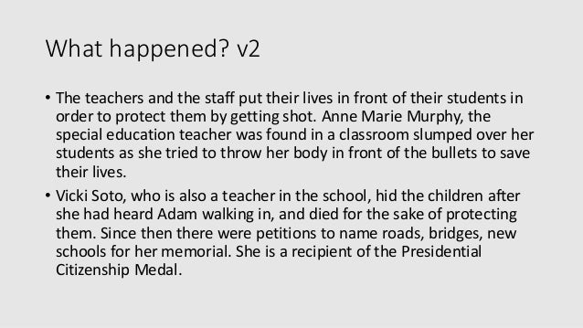 who shot up sandy hook elementary school Sandy hook elementary school shooting, monroe, connecticut 857 likes the sandy hook elementary school shooting occurred on december 14, 2012, in.