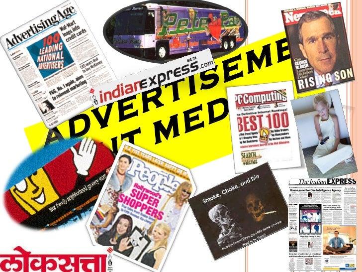 ADVERTISEMENT MEDIA