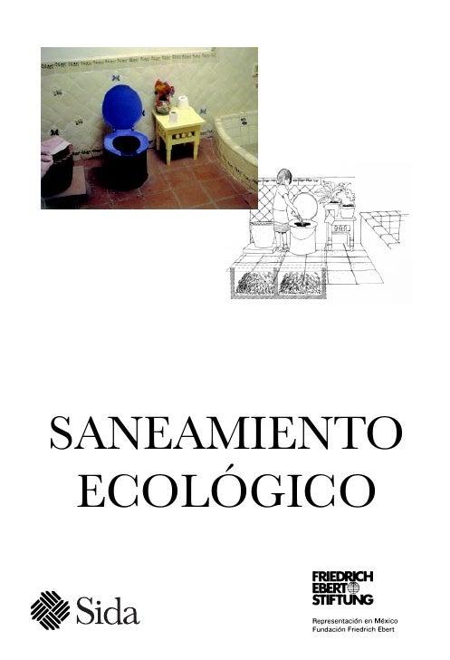 SANEAMIENTO  ECOLÓGICO