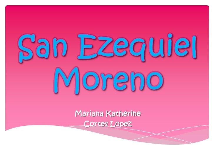 Mariana Katherine Cortes Lopez