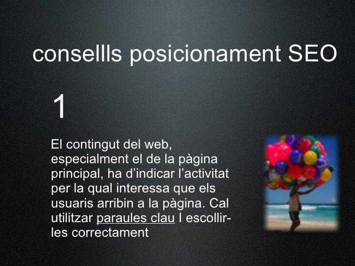 WEB 2.0 facebook    • EXEMPLES EMPRESES SANTFELIU