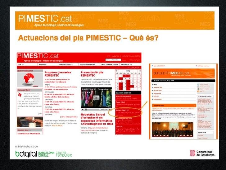 Sant Feliu Innova: digitalització i Empresa, aplica les TIC al teu negoci.