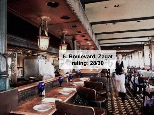 Top 5 Restaurants in San Francisco by Rick Maack