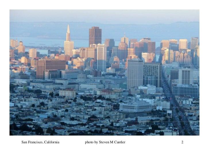 San Francisco, California   photo by Steven M Cantler   2
