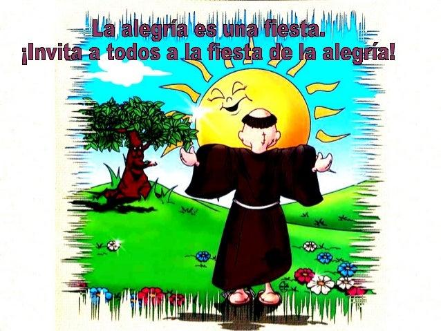 San francisco de asís en dibujos