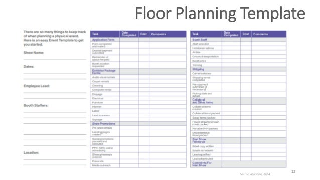 Event floor plans templates gurus floor for Wedding floor plan template