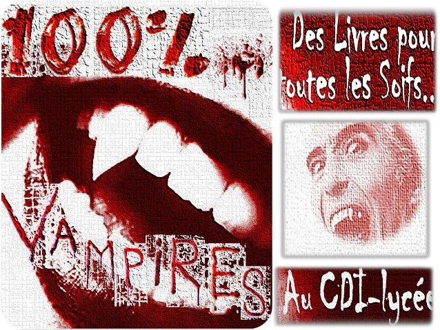 100 % Vampires