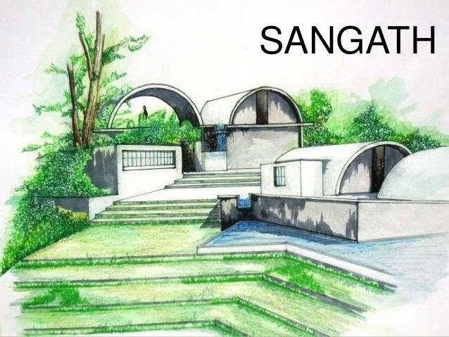 Sangath Architect Studio