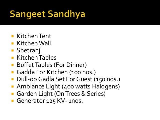 Sangeet Sandhya For Satishbhai Jain