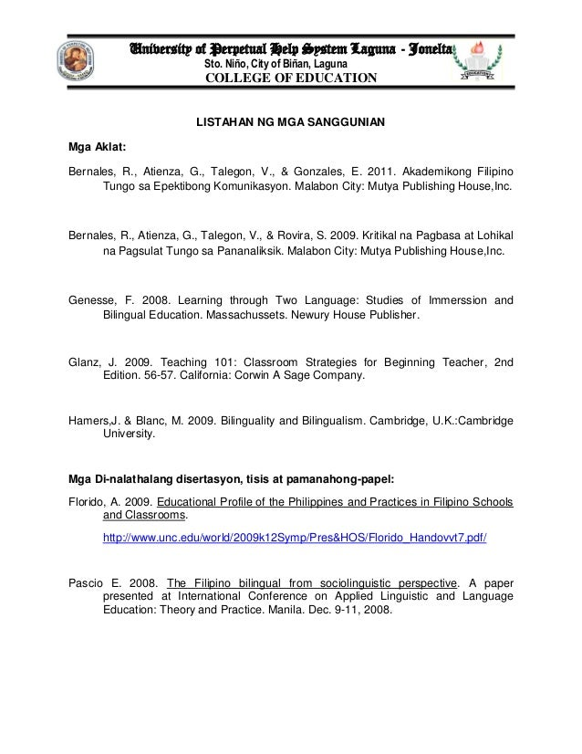 thesis sa filipino maagang pagbubuntis