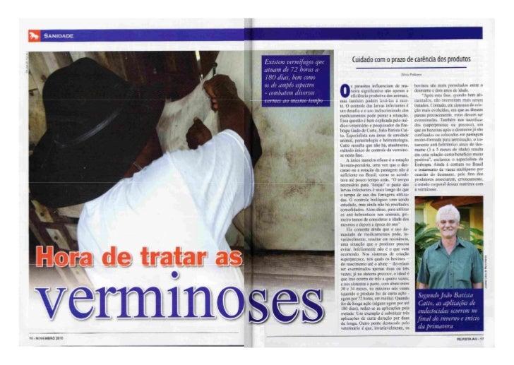 Sanidade_Revista Ag_Novembro 2010
