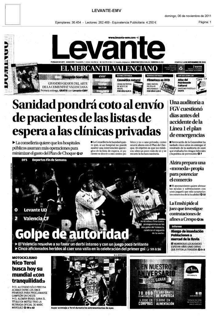 LEVANTE-EMV                                                                                                               ...