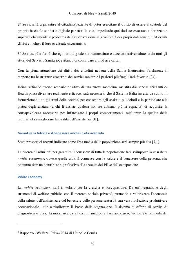 Mantenere La Sanita Sostenibile In Italia Come Una Strategia Multidi