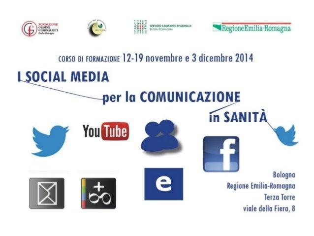 SCRITTURA E SOCIAL MEDIA