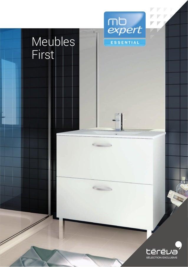 Sanitaire meubles de salle de bains first for Sanitaire salle de bain