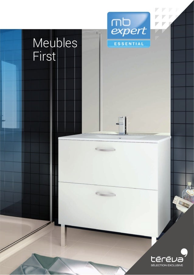 sanitaire meuble salle de bains first. Black Bedroom Furniture Sets. Home Design Ideas