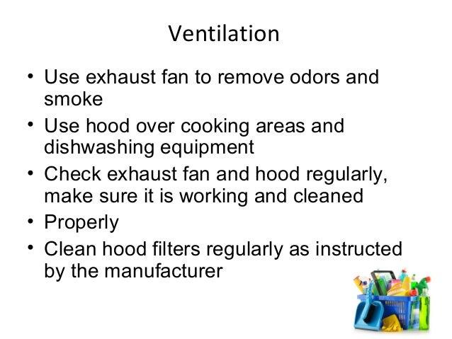 Sanitary facilities Slide 3