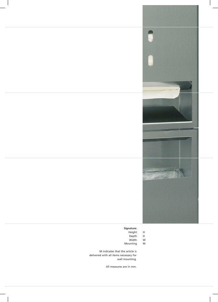 Sanitary panels Slide 3