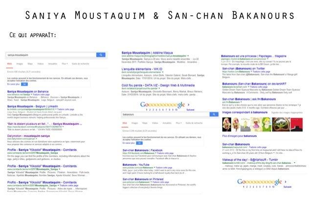 Saniya Moustaquim & San-chan Bakanours Cequiapparaît: