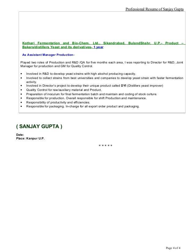 sanjay gupta cv-oct-2015