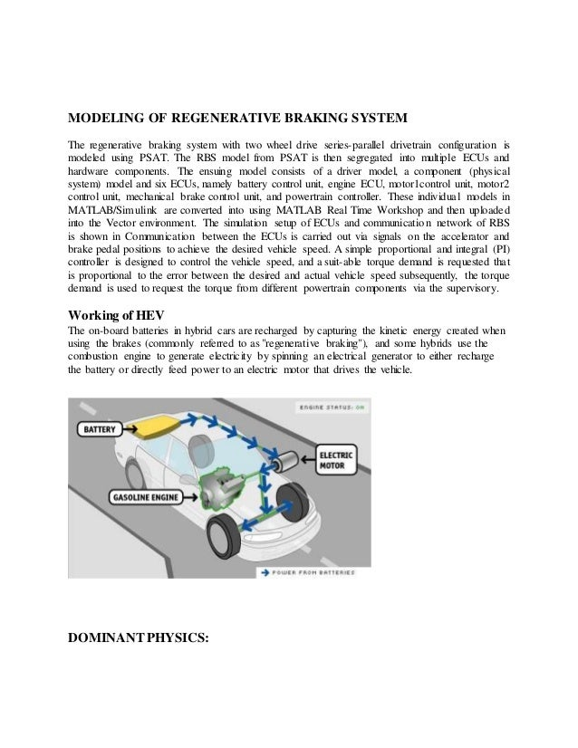 A seminar report on hybrid electric vehicle
