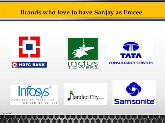 Anchor Emcee Host Sanjay Profile Pune Mumbai